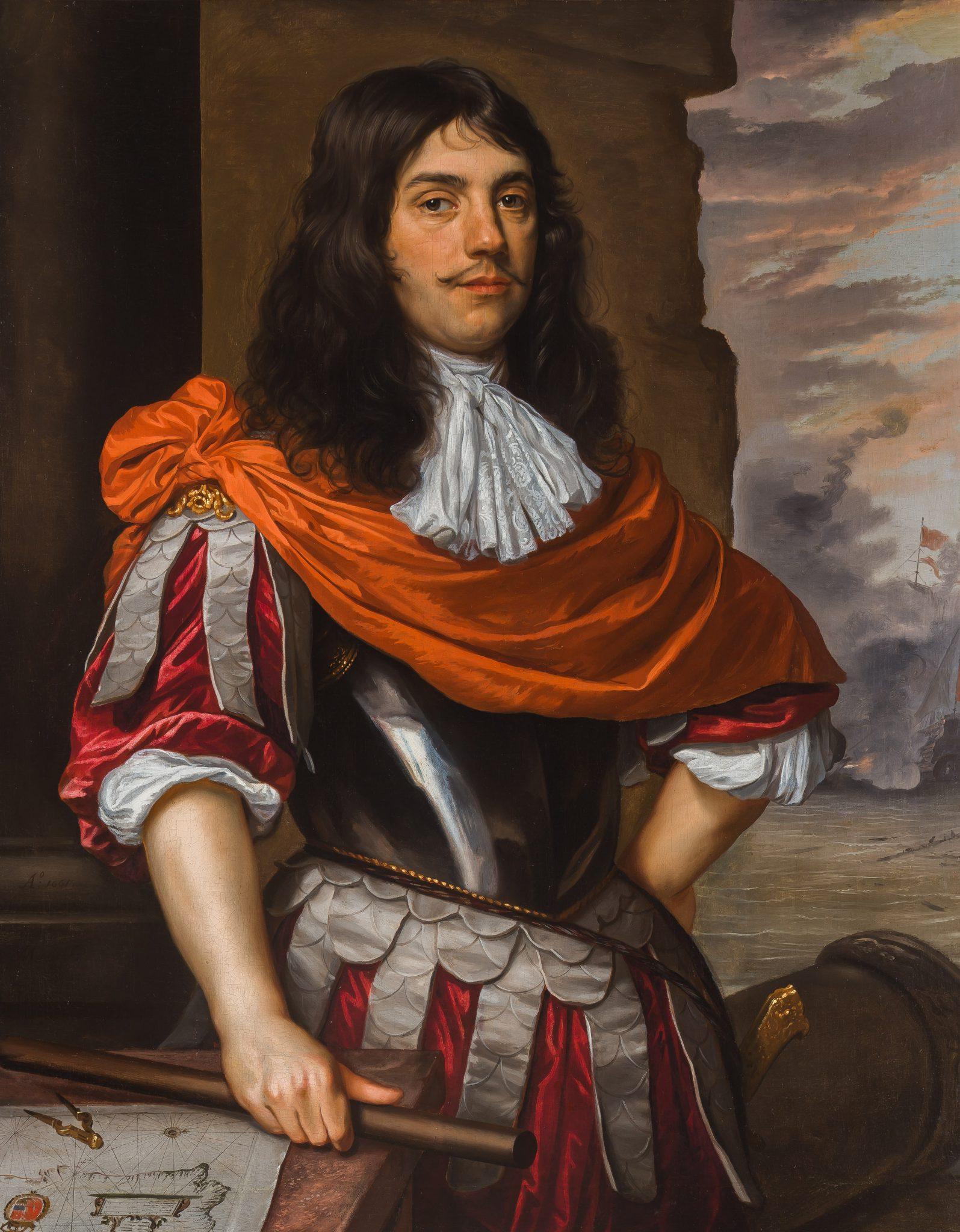 Lt. Adm. Cornelis Tromp