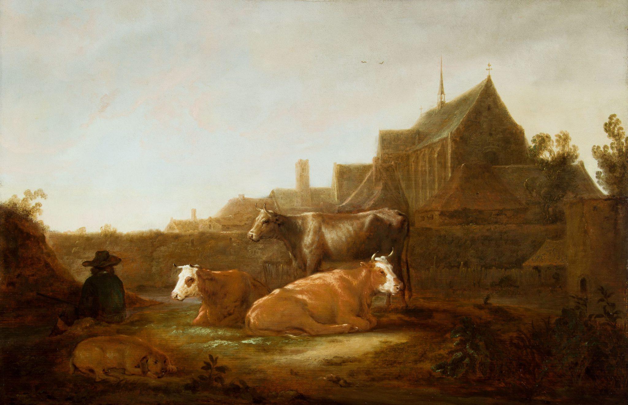 A view on Utrecht