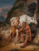 Argus, Hermes and Io