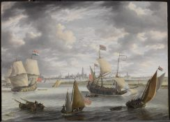 A View of Antwerp