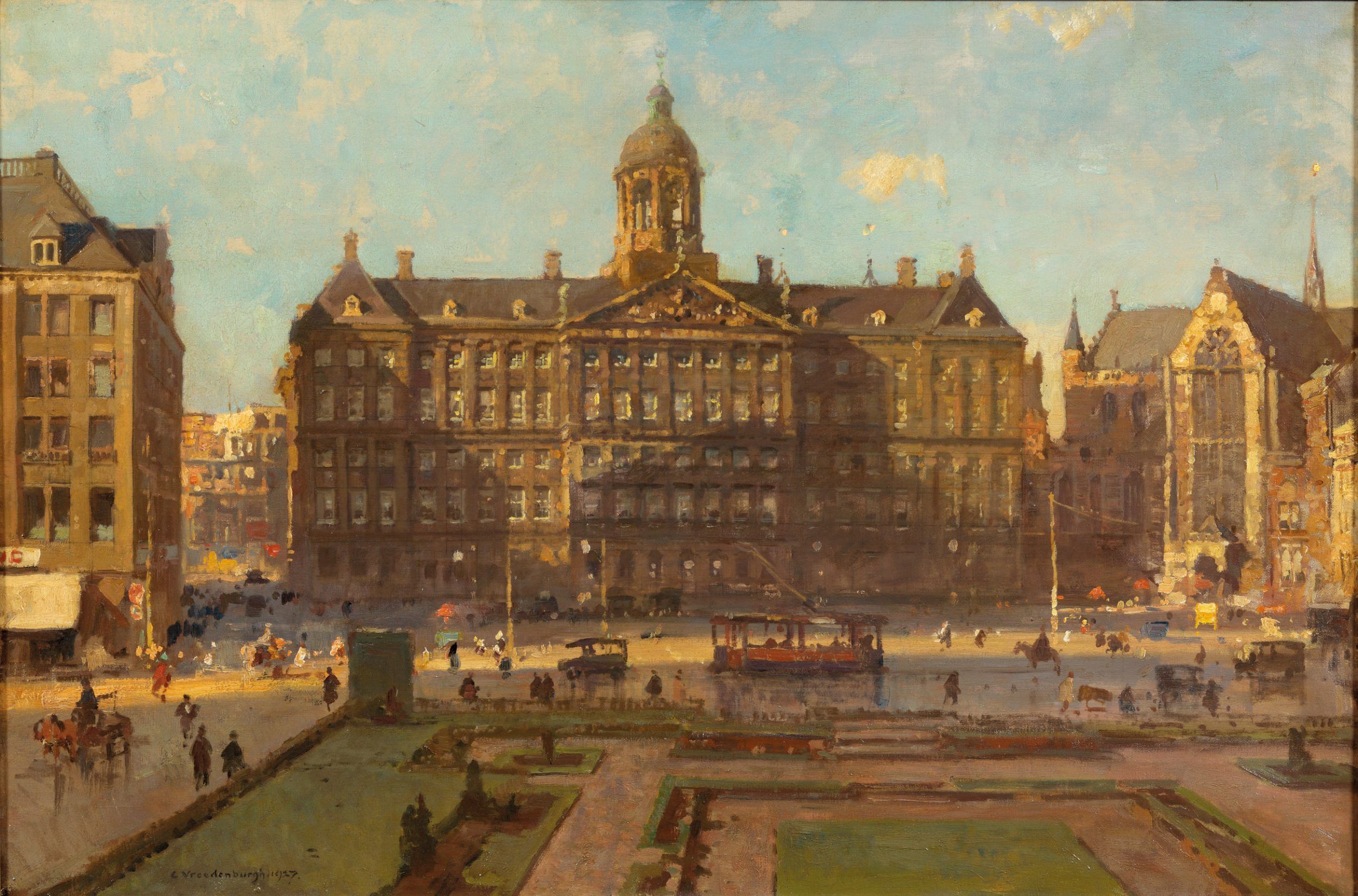 The Royal Palace – Amsterdam