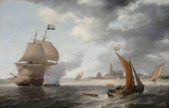 View on Dordrecht